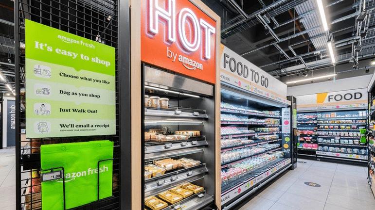 Amazon to overtake Tesco as UK's largest retailer by 2025
