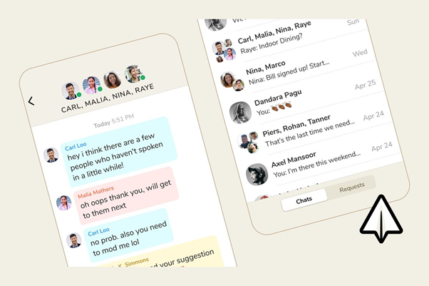 Clubhouse launches messaging feature 'Backchannel'