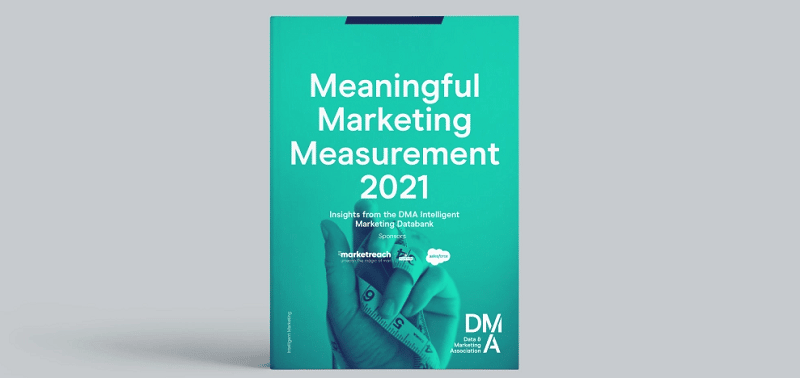 The right metrics? 41% of current industry measurements 'do not reflect marketing effectiveness'