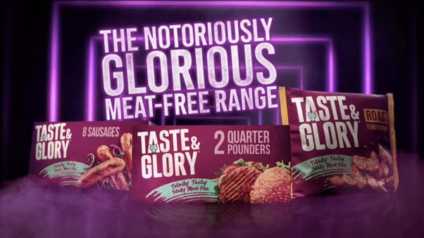 Taste & Glory launches 'Notoriously Glorious' campaign with 200 micro-influencers
