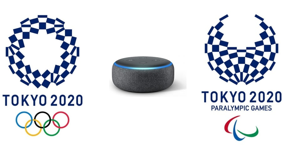 Alexa offers Olympics and Paralympics updates during the Tokyo 2020 Games