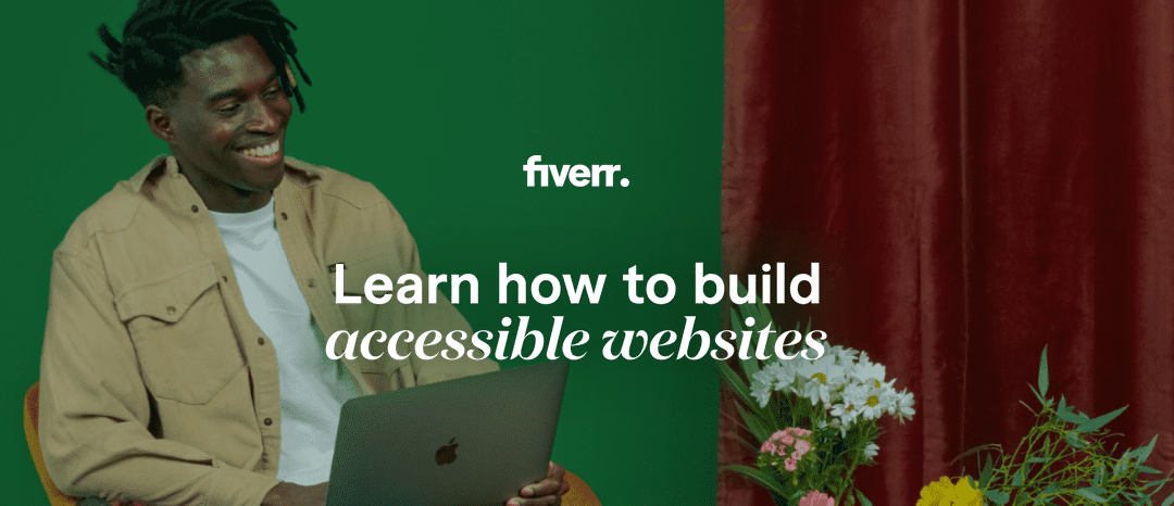 Fiverr and Wix team up for new training scheme for people with disabilities